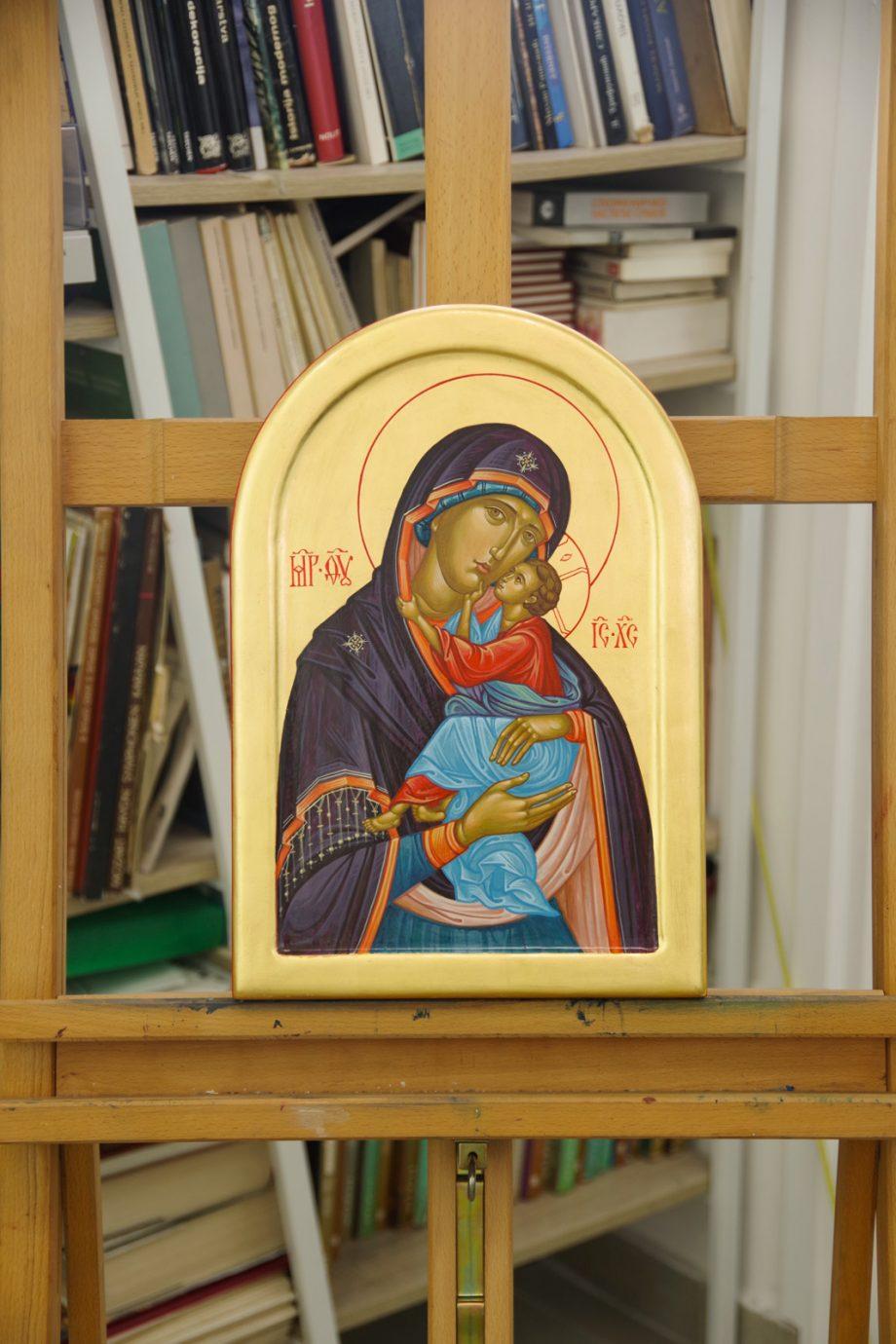 Икона Пресвете Богородице умиљење
