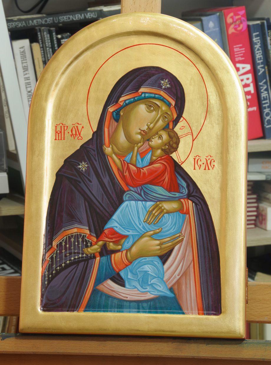 Икона Пресвете Богородице умиљење друга