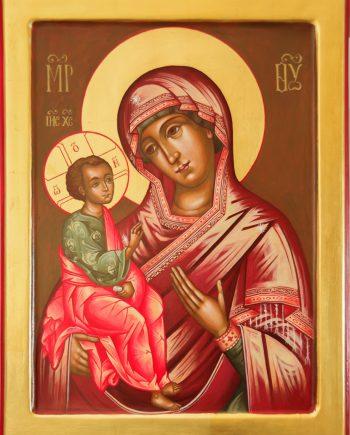 Икона Богородице Пећке