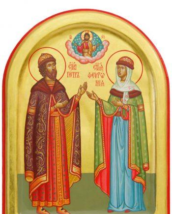 Свети Петар и Фефронија