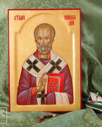 поручите сликану икону светог Николе